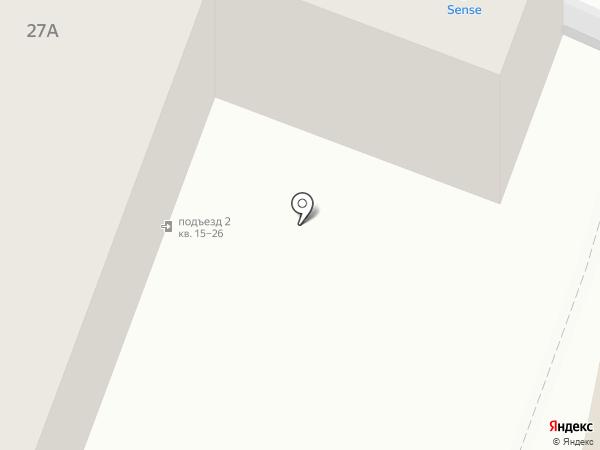Шейх на карте Саратова