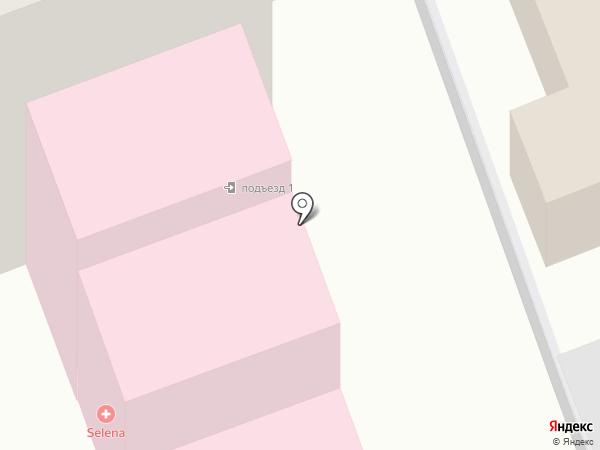 Selena на карте Саратова