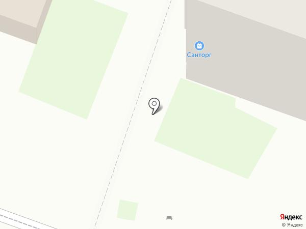 РФК на карте Саратова