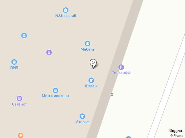 Магазин чая и кофе на карте Приволжского
