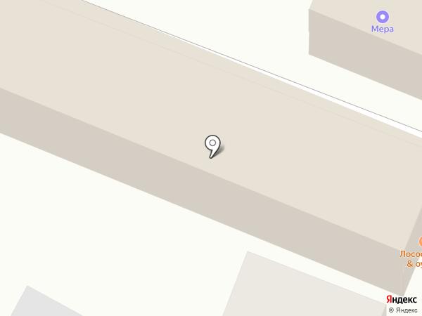 ПрофСпец на карте Саратова