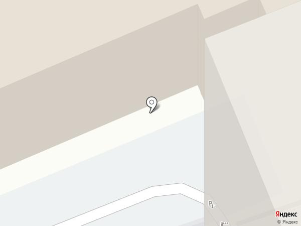 Радуга Звуков на карте Саратова