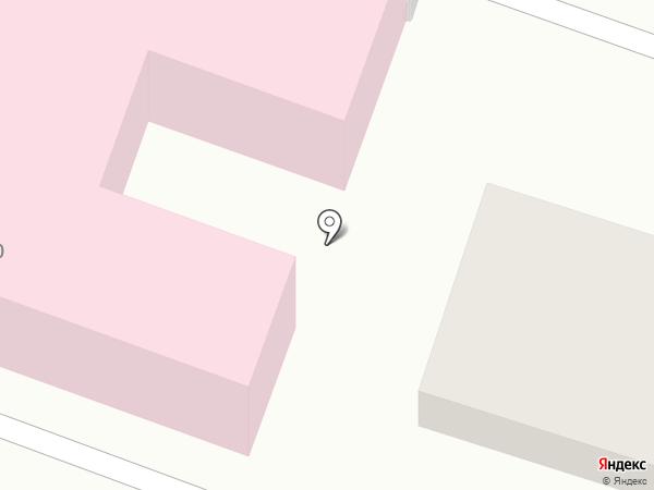 Поликлиника на карте Саратова