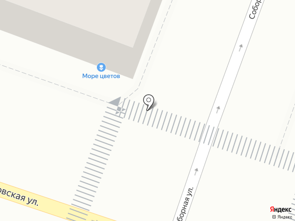 Стиль на карте Саратова