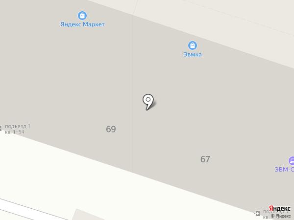 Vogue на карте Саратова