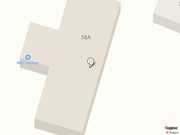 Алёнушка на карте Саратова