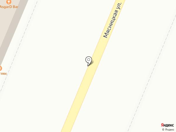 Манго на карте Саратова