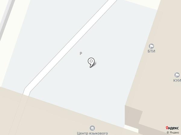 ЮРТЕГРО на карте Саратова