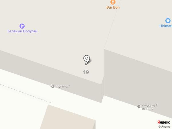 Конфискат на карте Саратова