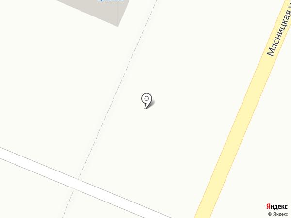 Бристоль на карте Саратова