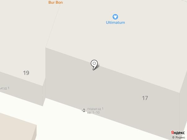 Куршевель на карте Саратова