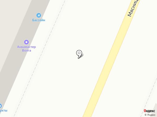 MAPEI Саратов на карте Саратова