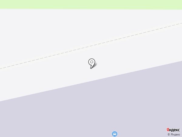 Детский сад №45, Рябинка на карте Энгельса
