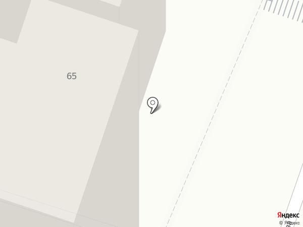 Адвокатский кабинет Леонтьева А.Ю. на карте Саратова
