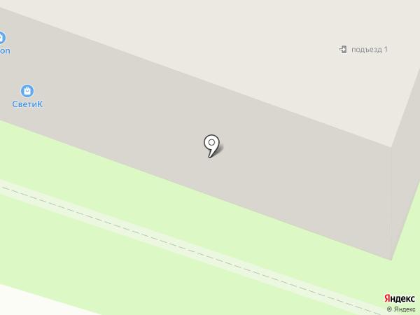 Круиз на карте Приволжского