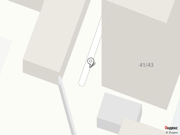 Содружество анонимных алкоголиков на карте Саратова