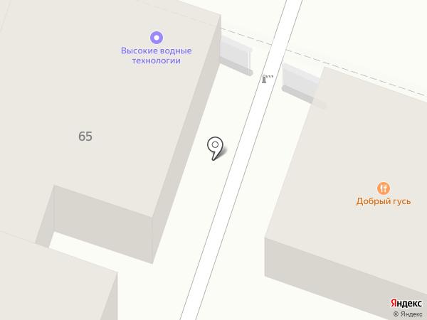 Пятое измерение на карте Саратова