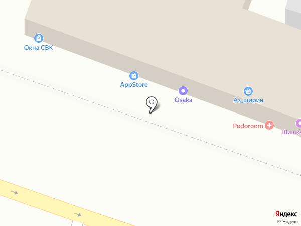 Chop-Chop на карте Саратова