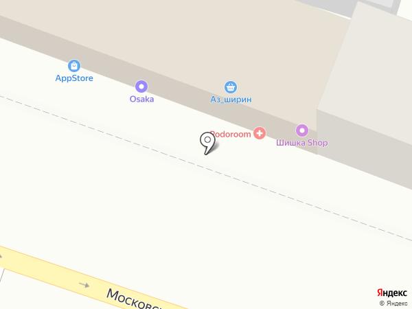 WOW_LAK на карте Саратова
