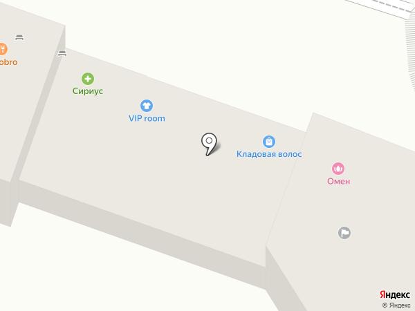 VIP ROOM на карте Саратова