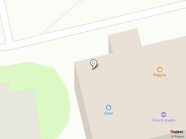 Arcobaleno на карте Приволжского