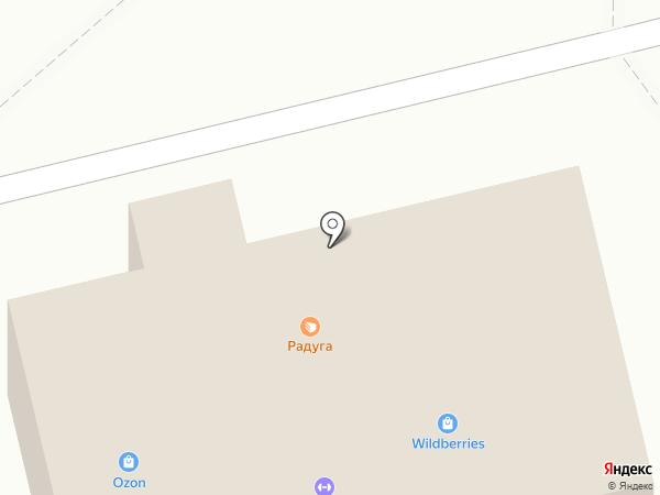 Покровский радиотелефон на карте Энгельса