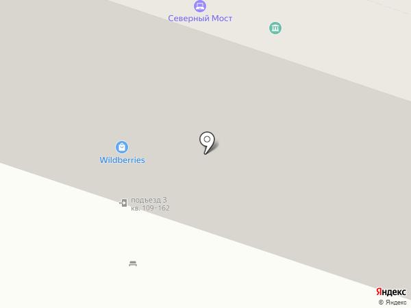 Лайм на карте Саратова