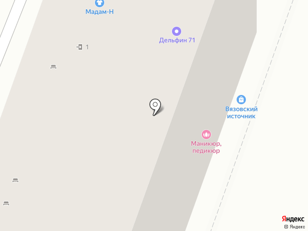 ГеоПроф на карте Саратова