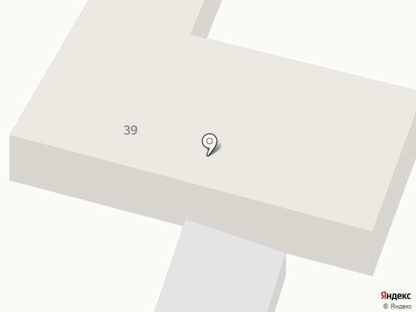 Участковый пункт полиции №1, Отдел полиции №6 на карте Саратова