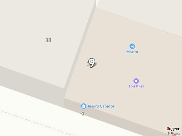 iSlomal на карте Саратова