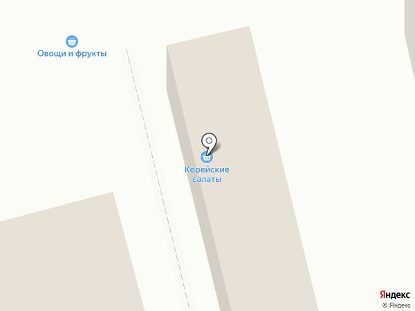 Саратовская макаронная фабрика на карте Приволжского