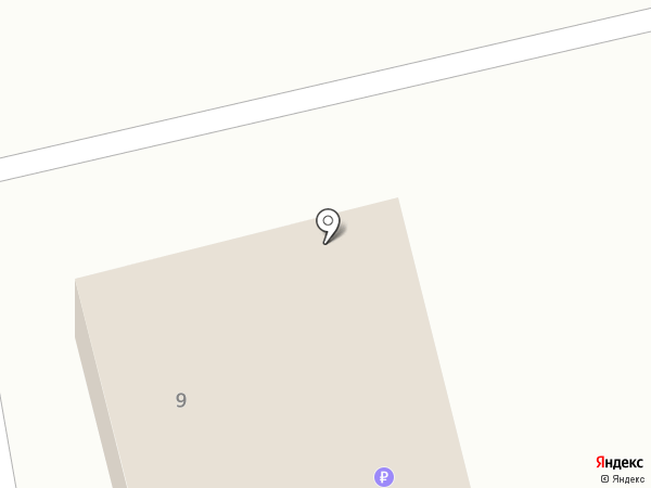 Сбербанк, ПАО на карте Приволжского