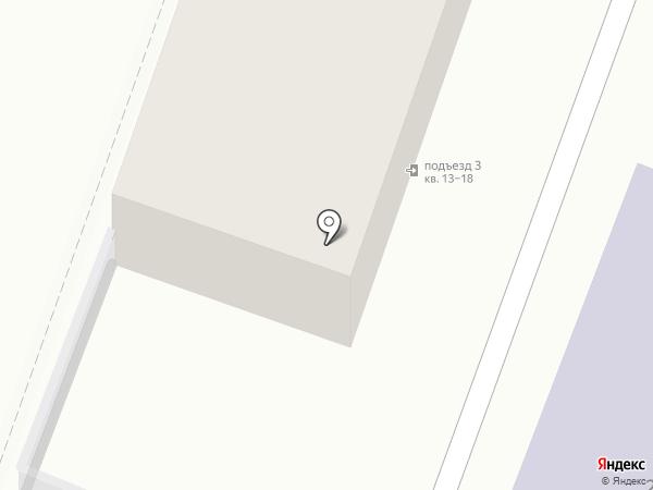 Балеш на карте Саратова