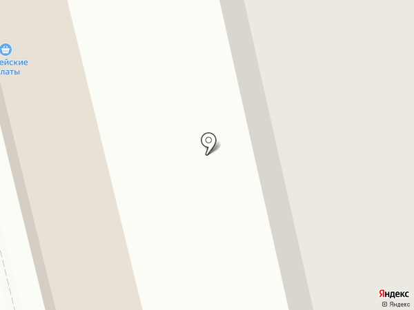 Салон на карте Приволжского