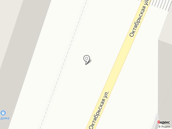 У дома на карте Саратова