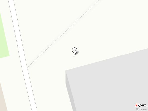 Копеечка на карте Приволжского