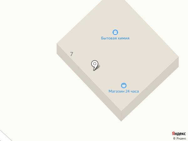 На Веселой на карте Энгельса
