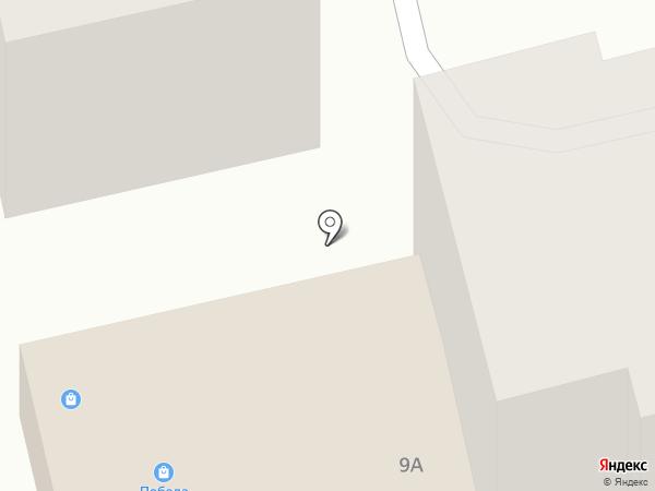 Касса взаимопомощи на карте Приволжского