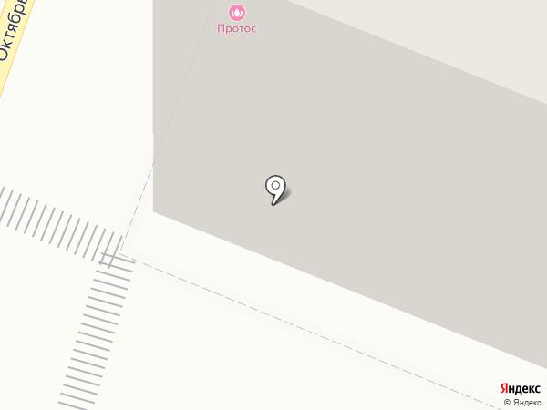 Protos на карте Саратова