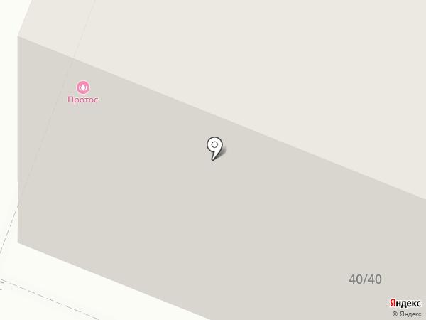 СпецТех на карте Саратова