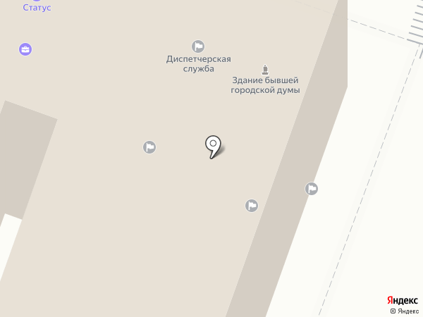 Полисервис-ЖКХ на карте Саратова
