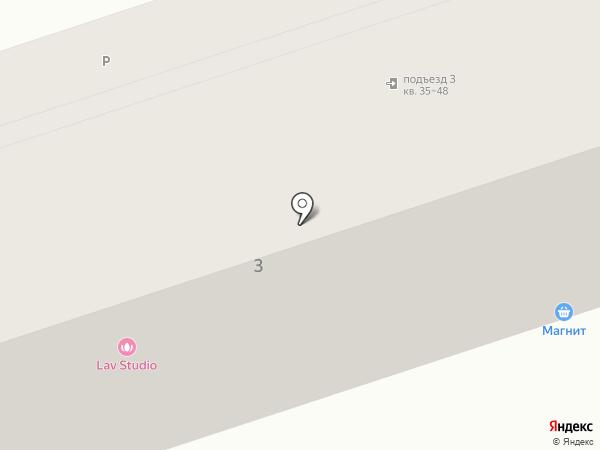 Time Records на карте Саратова