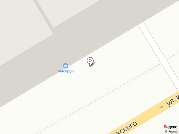 ДОБРО маркет на карте Саратова
