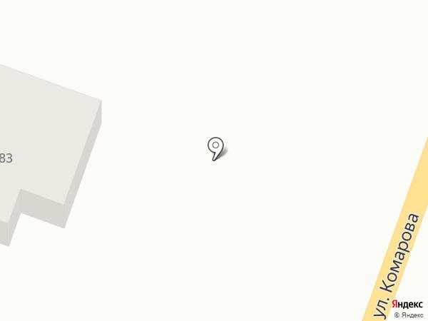 Спецмаркет на карте Приволжского
