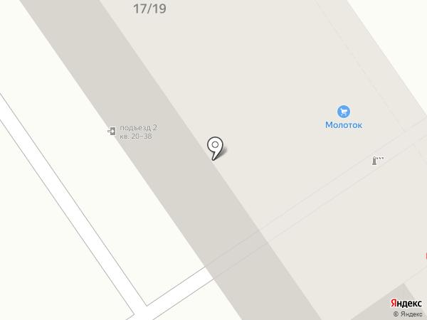 Игры Разума на карте Саратова