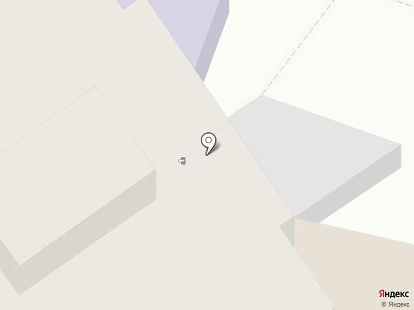 Поволжская гильдия архитекторов и проектировщиков на карте Саратова