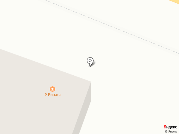 Точка Клёва на карте Саратова