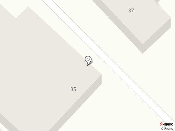 Авто-Бан на карте Приволжского