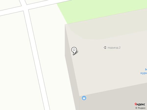 Аленка на карте Приволжского