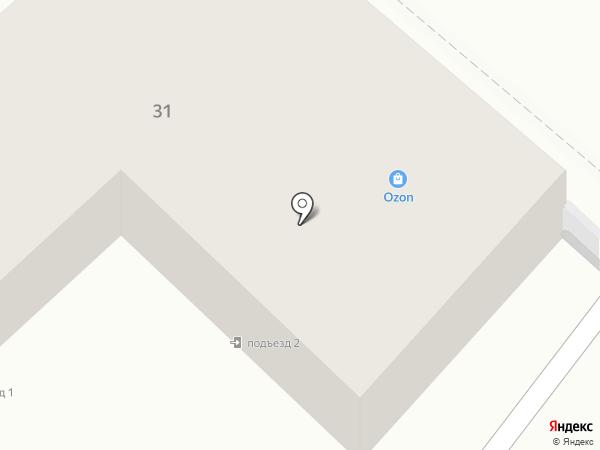 Иж-Оружейник на карте Саратова